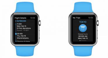 eDreams débarque sur l'Apple Watch