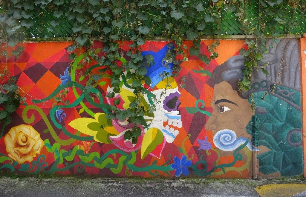 Street Art en Mexico