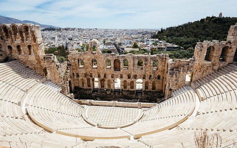 odéon d'hérode atticus Athènes