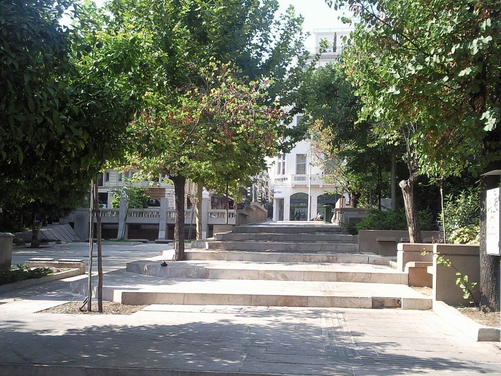 place kolonaki Athènes