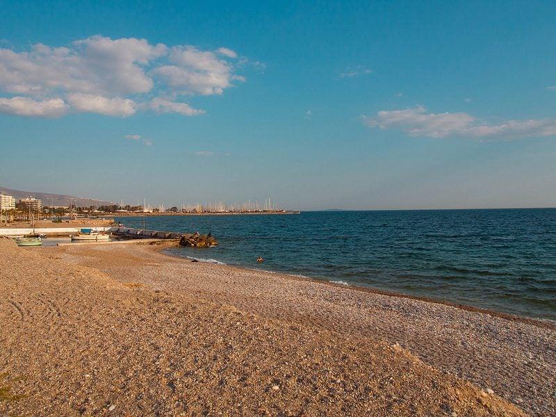 plage athenes