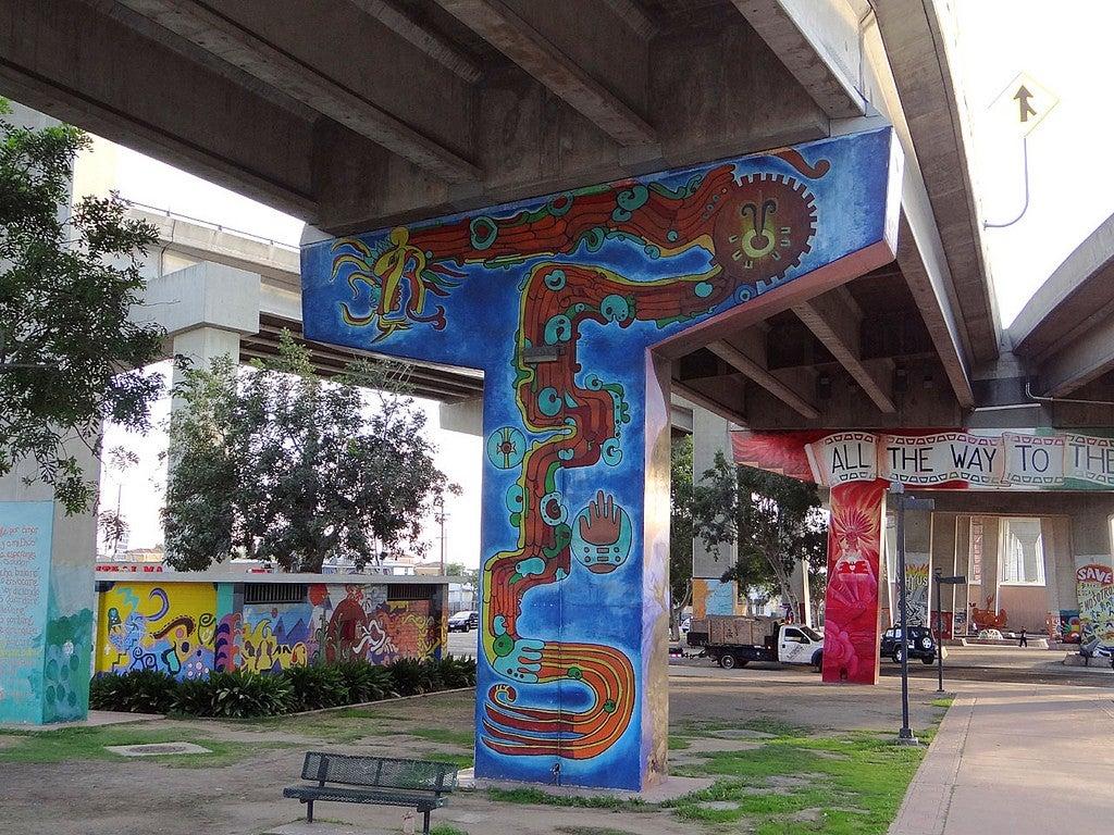 San Diego street art