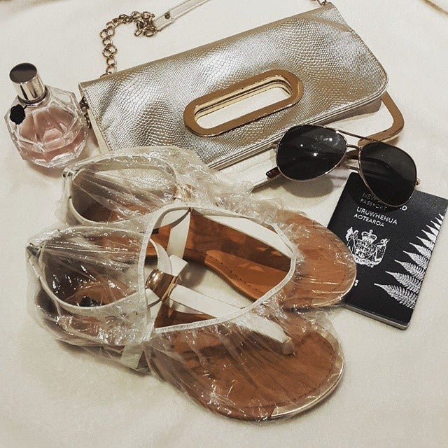Chaussures propres valise - blog eDreams