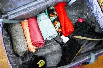 Astuces voyage valise