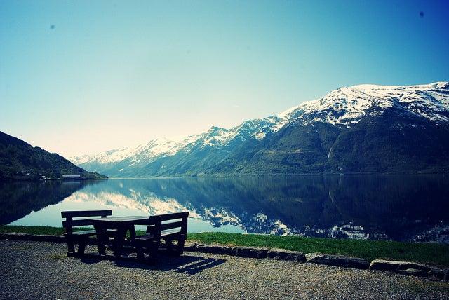 Hardanger Norvège