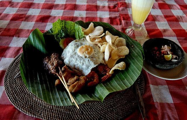 Nasi goreng en Indonesia