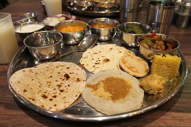 platos indios