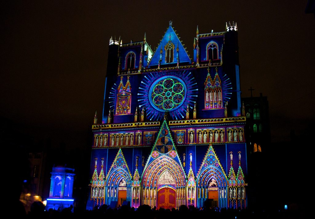 Fête des Lumières Lyon eDreams