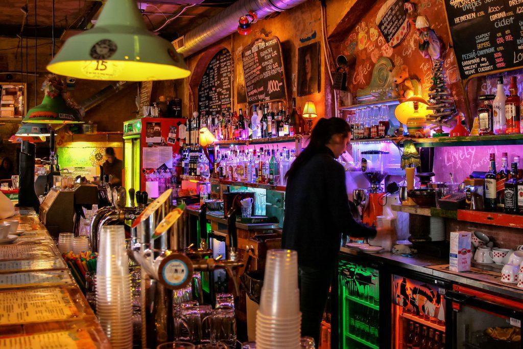 Szimpla Kert Budapest pub