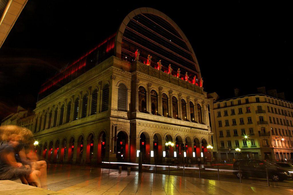 Opéra de Lyon eDreams