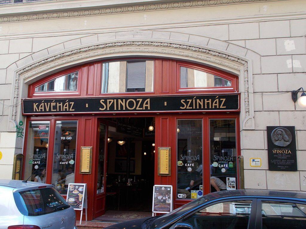 Restaurant Spinoza