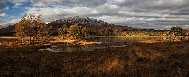 West Highlands automne - blog eDreams