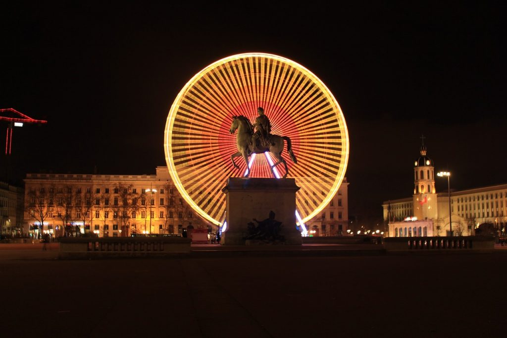 Place Bellecour Lyon eDreams