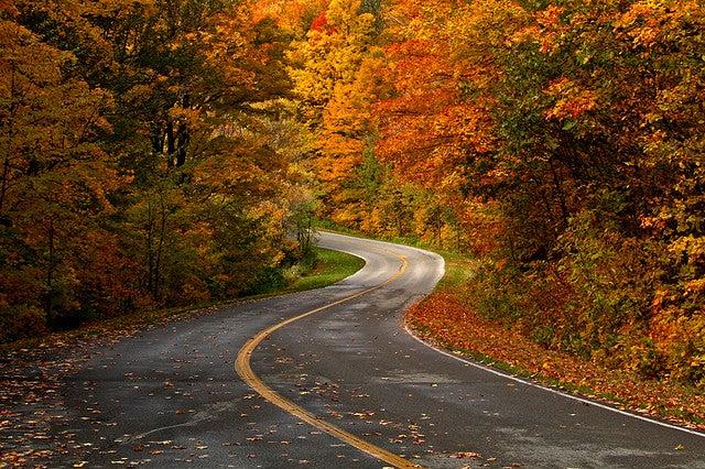 route Québec automne - blog eDreams