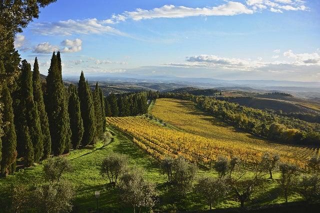 Toscane automne - blog eDreams