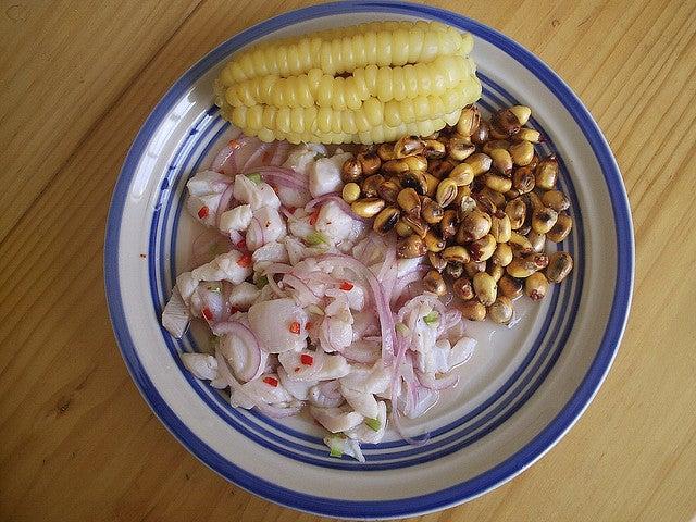 ceviche de perú