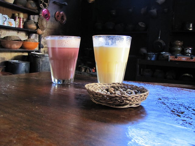 Chicha de perú
