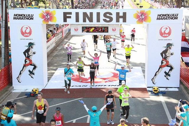 Marathon Honolulu