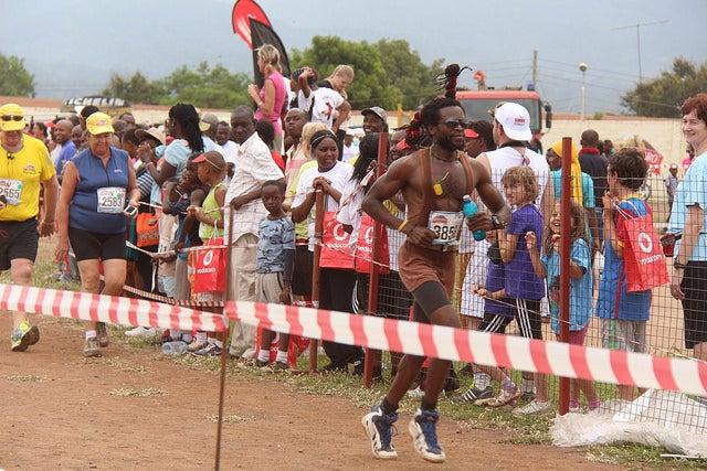 marathon kilimanjaro