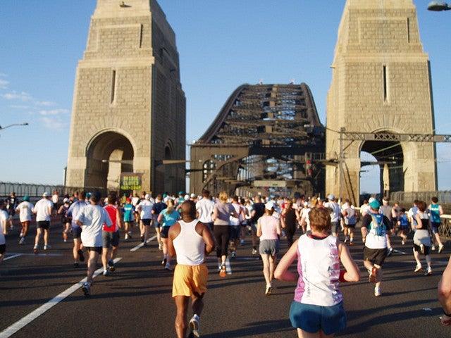 marathon sydney