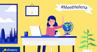 #MeetHelena, la voyageuse du XXIe siècle [interview]