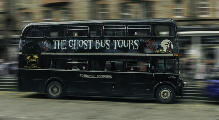 Ghost Bus Londres - blog eDreams