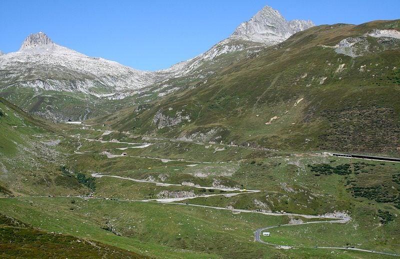 oberalp Suisse - blog eDreams