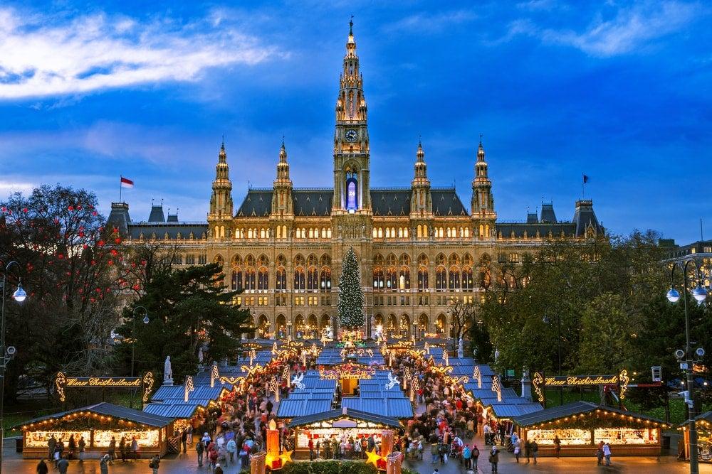 marche de noel vienne - blog eDreams