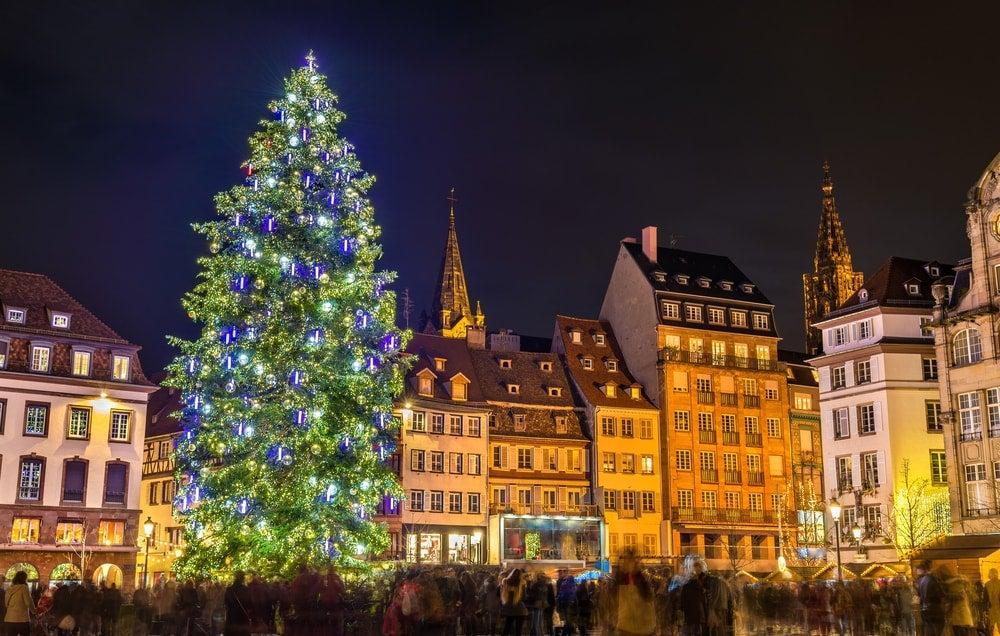 marché de noel strasbourg - blog eDreams