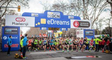 Gagnez votre inscription au semi-marathon de Barcelone avec eDreams !