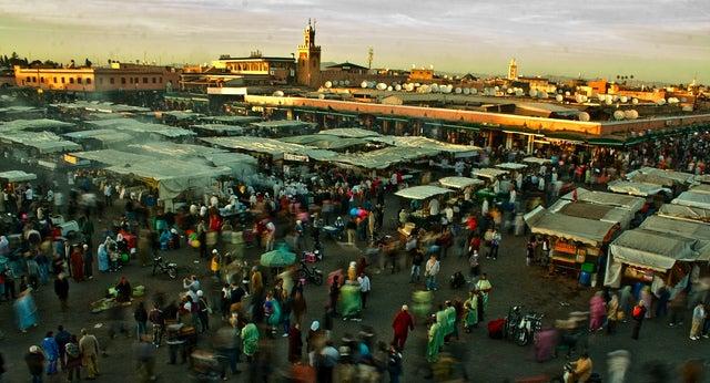 Noel Marrakech