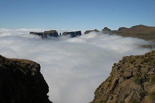 montañas de sudafrica