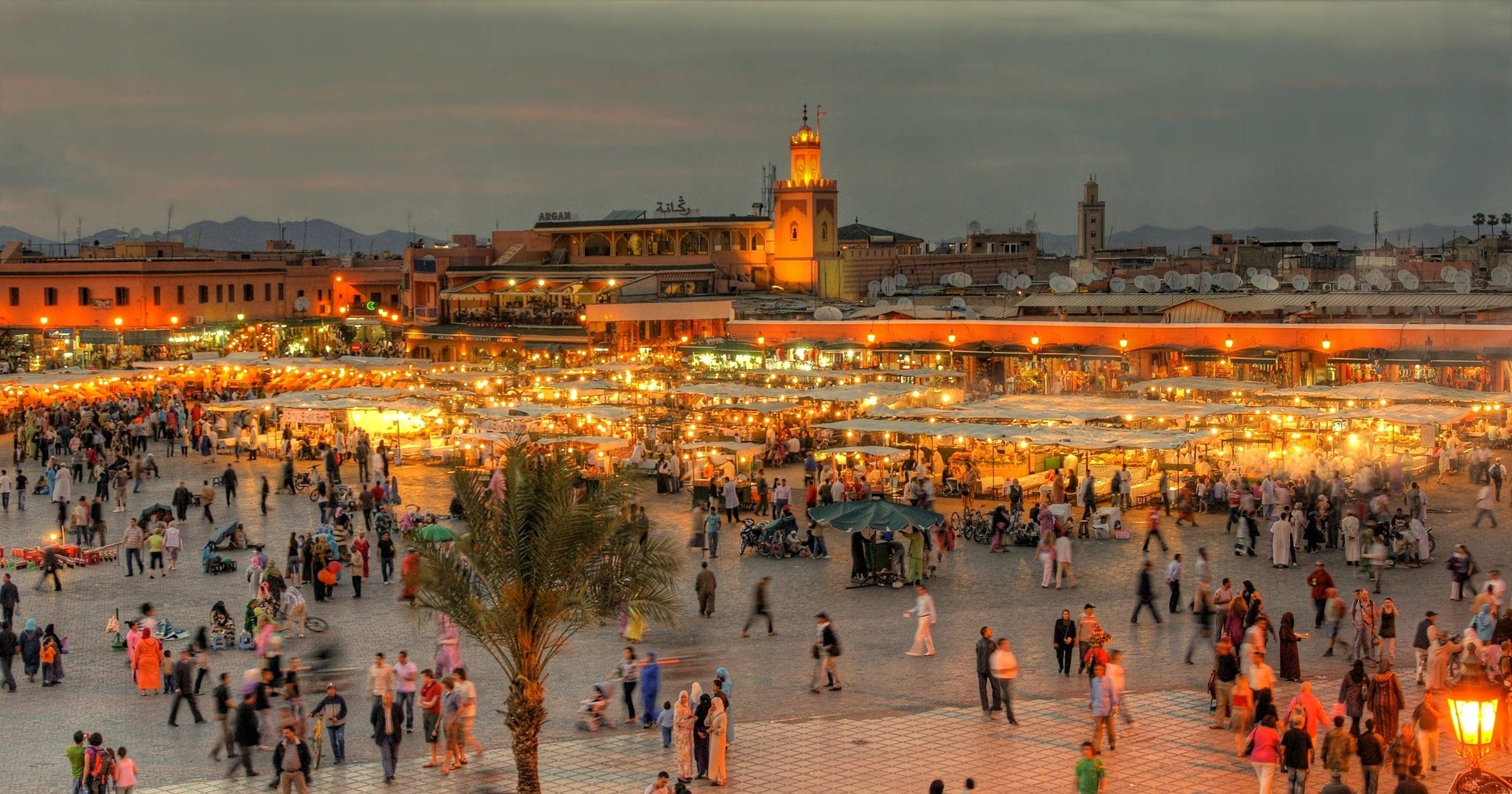 place djema el fna marrakech - blog eDreams