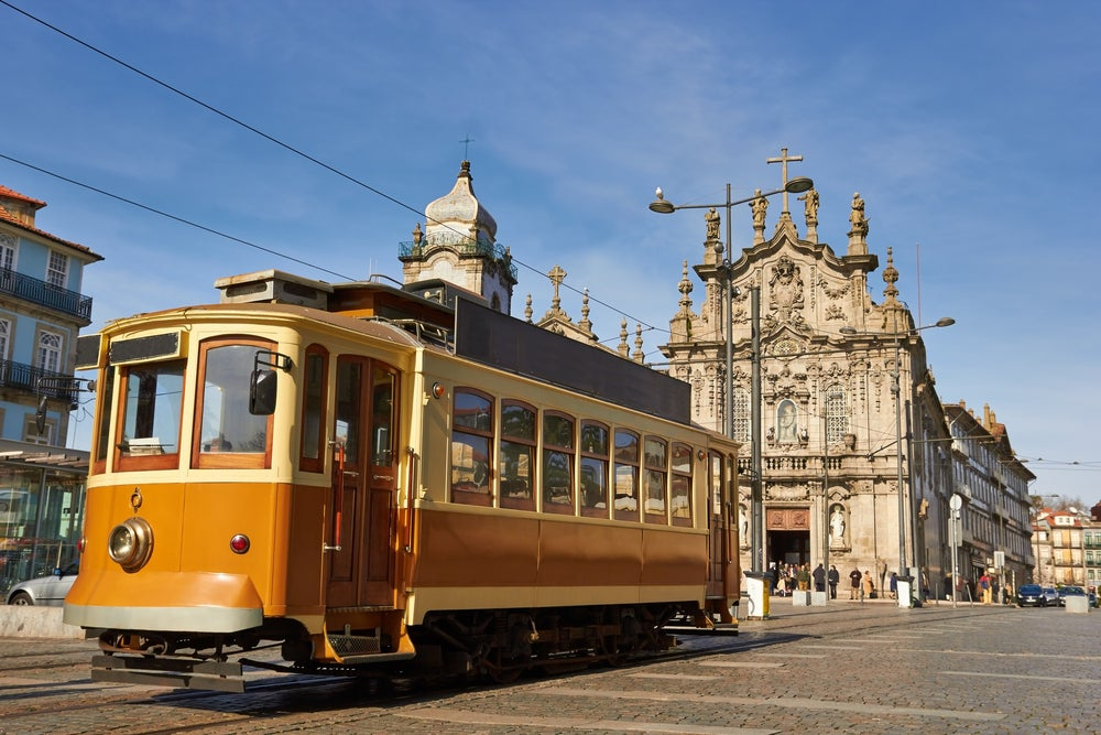 porto tram - blog eDreams