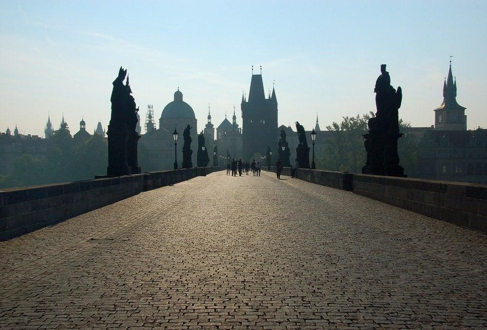 prague pont charles - blog eDreams
