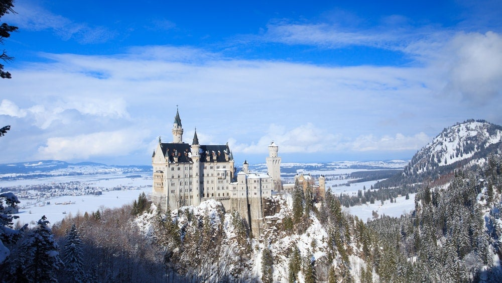 chateau allemagne - blog eDreams