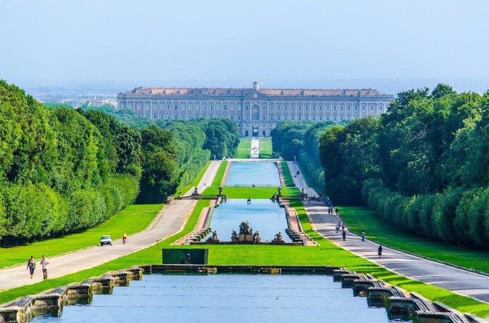 palais caserte italie - blog eDreams
