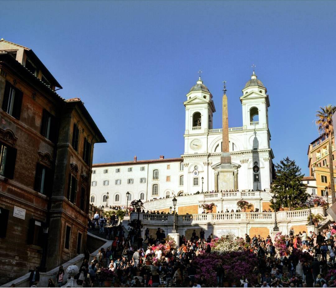 place d'espagne rome - blog edreams