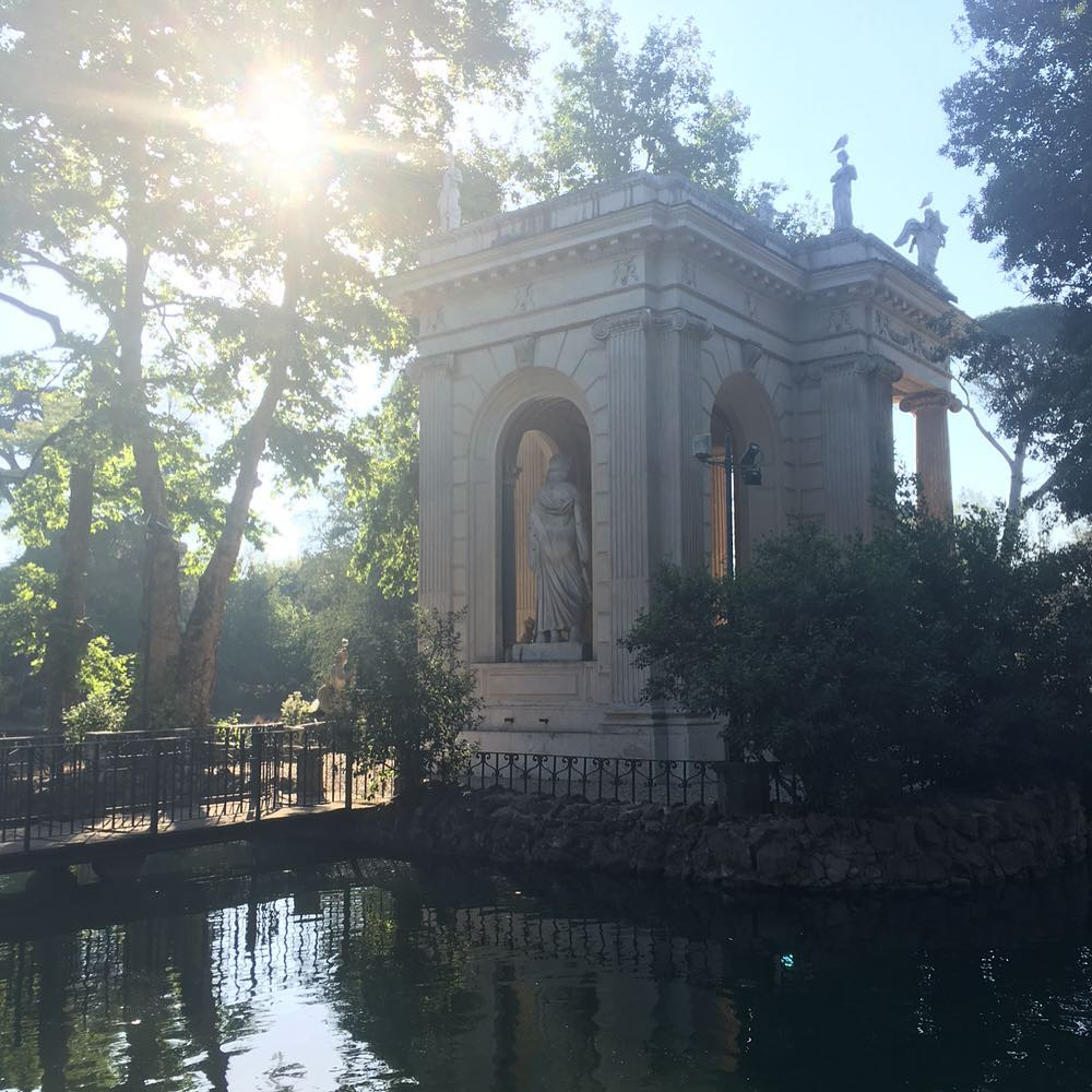 villa borghese rome - blog eDreams