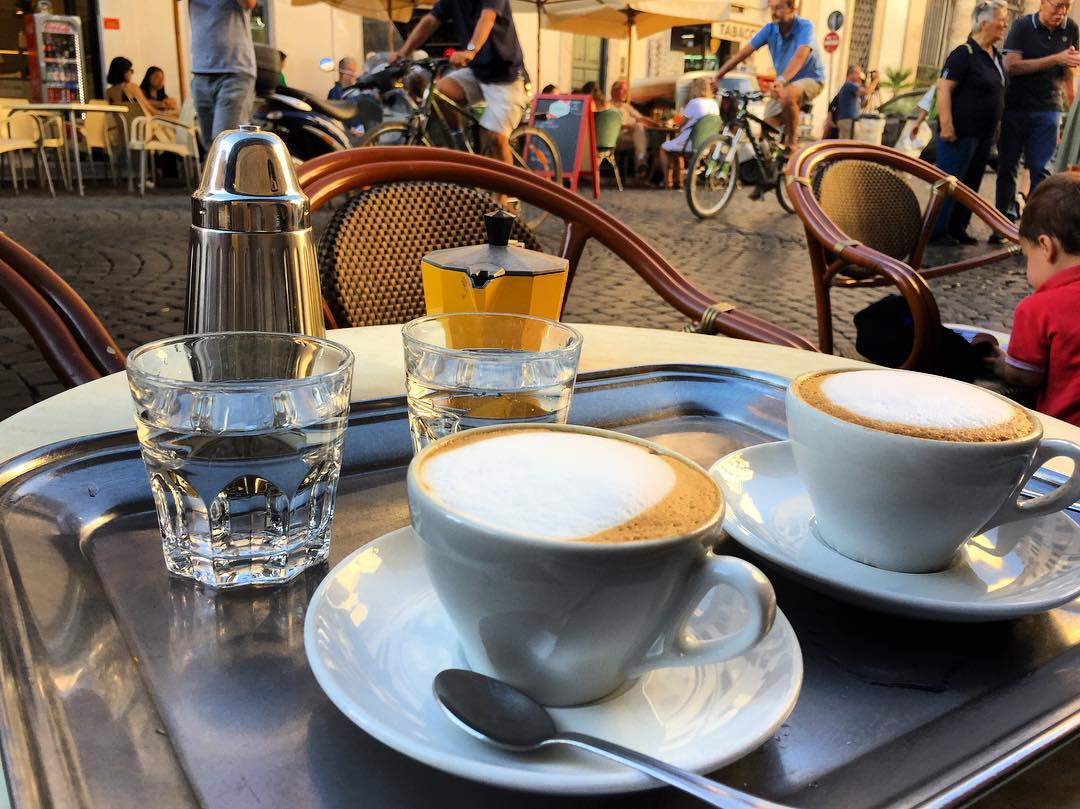 café rome - blog edreams