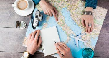 Voyagez grâce à nos GIFs de voyage préférés