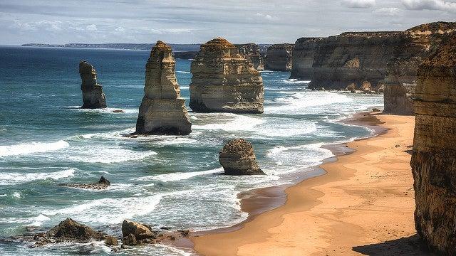12 apostles de australia