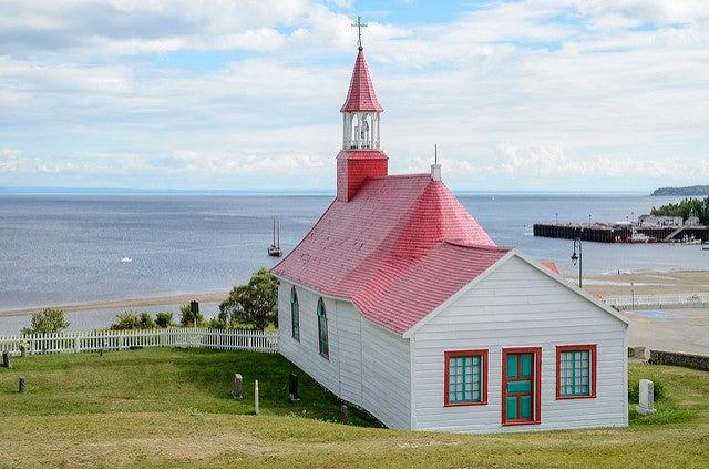 chapelle tadoussac