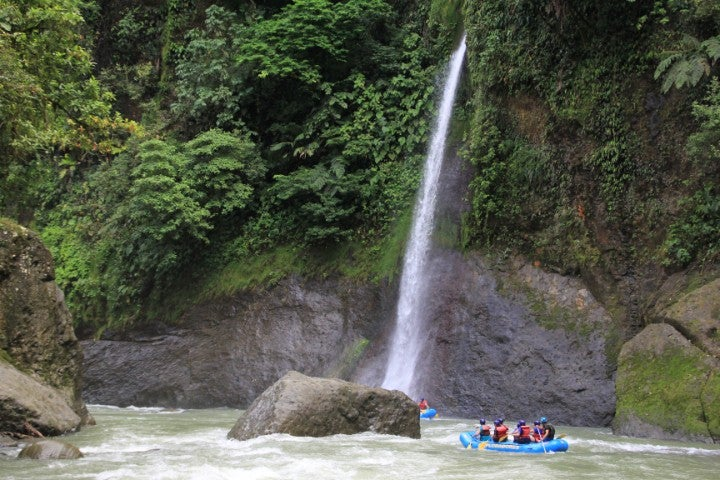 rafting costa rica - blog edreams