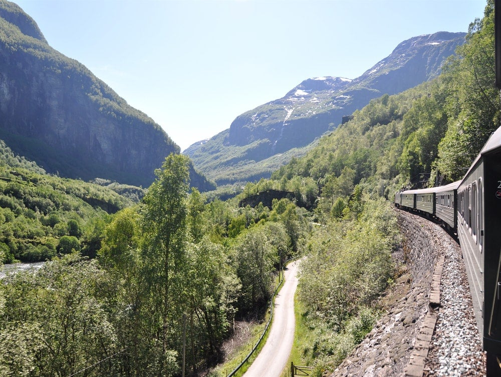 Flåm Norvège - blog eDreams