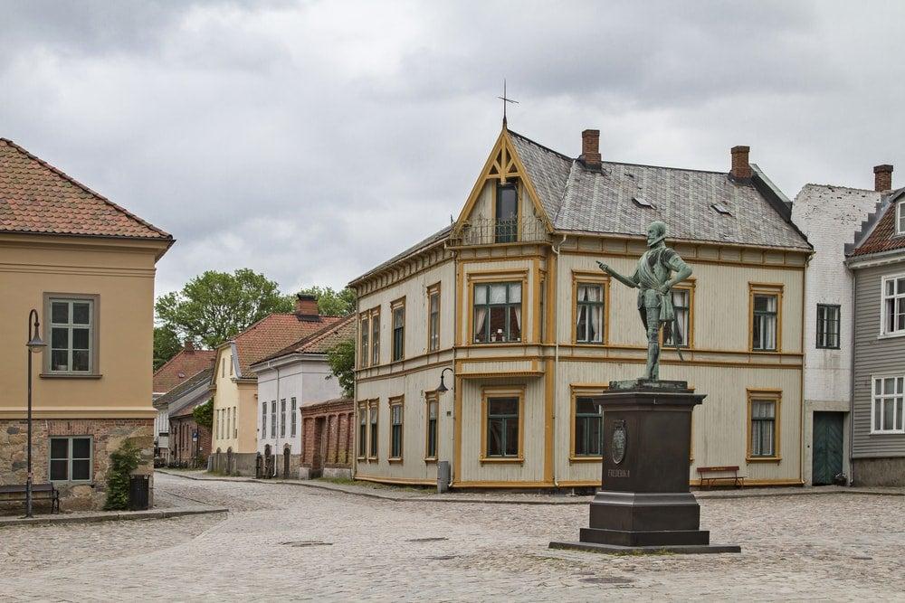 Fredrikstad - blog eDreams