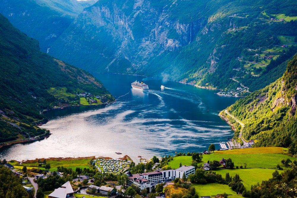 Geiranger Norvège - blog eDreams