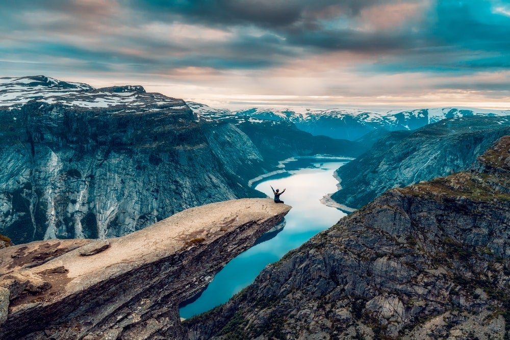 Trolltunga - blog eDreams