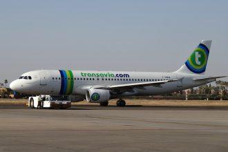 transavia enregistrement - blog voyage eDreams
