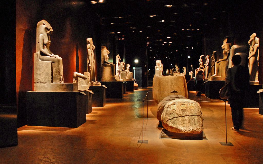 Musée égyptologique de Turin - blog eDreams